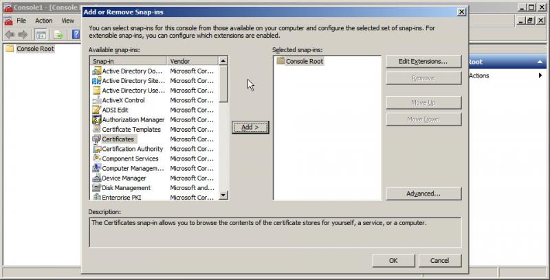 Hướng dẫn cài đặt SSL cho MDaemon