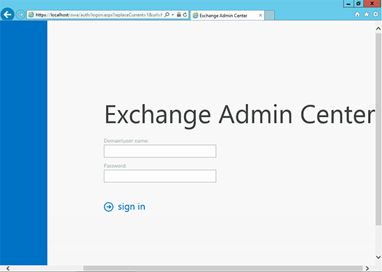 Microsoft Exchange 2013: Tạo CSR