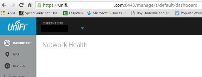 Cài đặt Chứng chỉ số SSL: Unifi