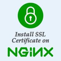 Nginx: Cài đặt SSL