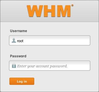 Cài đặt chứng chỉ số SSL - WHM (Web Host Manager)
